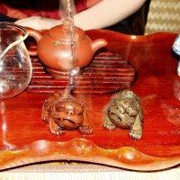1-я чашка для чайных божков :: Olga Grebennikova