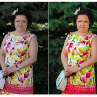 до и после :: Ирина