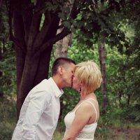 Поцелуй в лесу :: ARlen