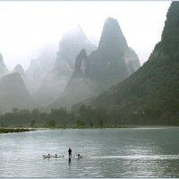 Круиз по реке Ли :: Владимир Кабанов
