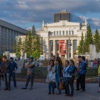 Вечер :: Sergey Kuznetcov