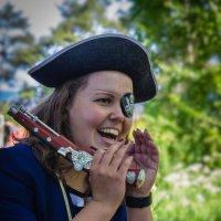 пиратка :: Vasiliy V. Rechevskiy