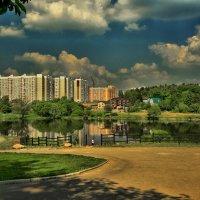 Новая Москва :: Владимир Ессенкин