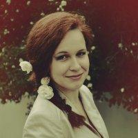 Коса в розах) :: Зинаида Сивова