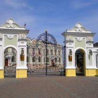 Резиденция президента Татарстана. :: Михаил Юрин