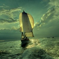 закатная гонка :: Ingwar