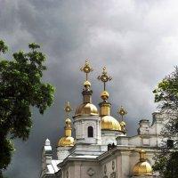 Перед грозой... :: Наталья Костенко