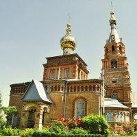 Свято-Георгиевский храм... :: Наталья Костенко