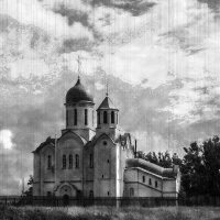 Церковь пос. Золотково... :: Дмитрий Янтарев