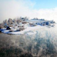 плавающий остров :: Алексей Белик