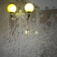 Зима в Норильске :: Сергей Лошкарёв
