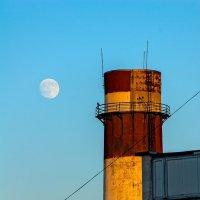 Солнце и луна :: Сергей Один