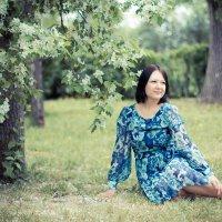 Цветущие сады :: Алеся Алексеева