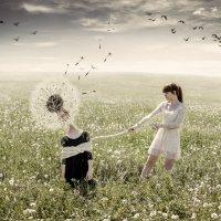 Story of dandelion :: Альбина Ахмет-Закирова