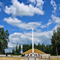 Курган славы в Алексино. Это нужно не мёртвым- это нужно живым! :: Михаил Столяров