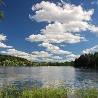 Водный пейзаж :: Николай Танаев