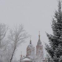 Зима в губернии :: Евгений Попов