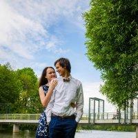 История любви Насти и Никиты :: Pavel Shardyko