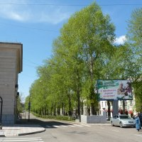 Ангарск. Улица Ленина. :: Галина