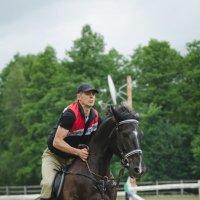 На коне :: Александр Илясов