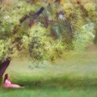 В мечтах :: Кристина Мащенко