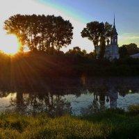 Солнце в пять утра... :: Татьяна Копосова