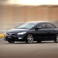 Honda Civic :: Анна Николайчук