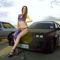 На гонках :: Aleksey Pshenichnuy
