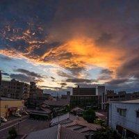 с окна :: Slava Hamamoto