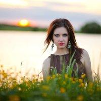 Портрет на закате :: Екатерина Лебедева