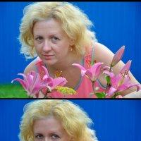 До и после :: Светлана