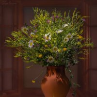 Букет полевых цветов :: Светлана Л.