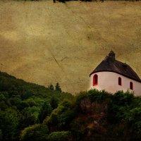 Белый домик :: Андрей Бойко