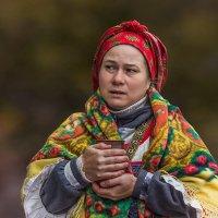 Женщина с глетчиком :: Nn semonov_nn