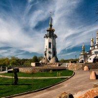 Храмовый комплекс :: Владимир Руденко