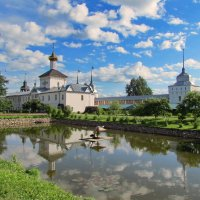Толгский монастырь, Ярославль :: галина северинова