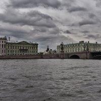 Прогулки по Неве :: Grigoriy AT