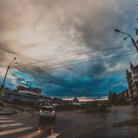 После дождя :: Андрей Хахалов