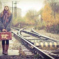 В путь :: Elena Fokina