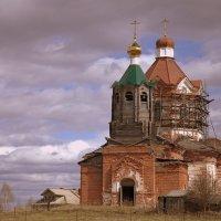 Зачачье, Архангельская область :: Евгений Шестаков
