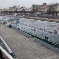 Музей - подводная лодка С-189 :: Александр Петров