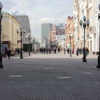 Арбат :: Андрей Сорокин