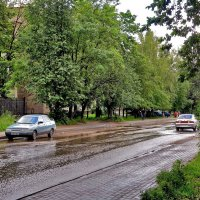 Дождь :: Yuriy V