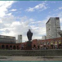 Город Дзержинский Подмосковье :: Ольга Кривых