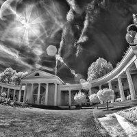 Солнечный прострел... :: АндрЭо ПапандрЭо