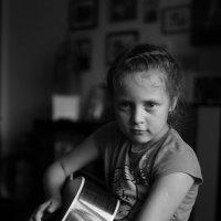 маленькая рокерша.. :: Vitali Sheida