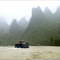 Китай, река Ли :: Владимир Кабанов
