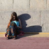 Двое: Я и моя тень_2 :: Андрей Lyz