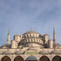 Голубая мечеть :: Лейла Новикова