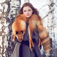 Портрет. Лиса_2 :: Ekaterina Stafford